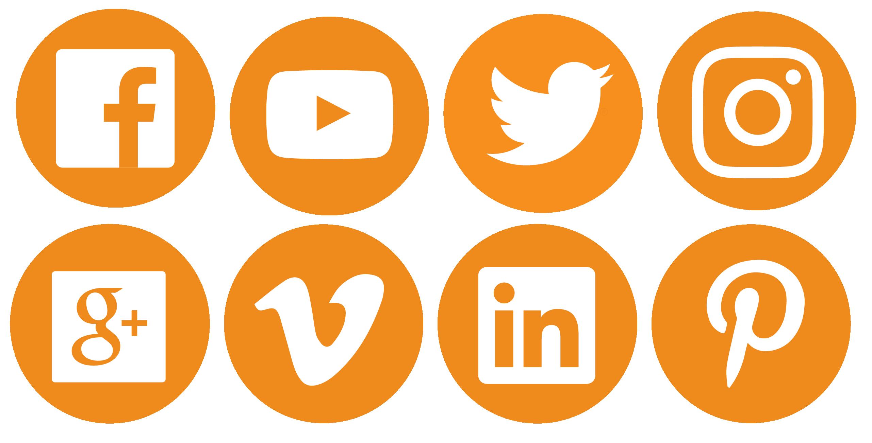 social media icons amplifi